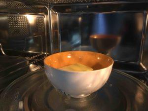 Recette cake aux pommes et aux noix de cajou