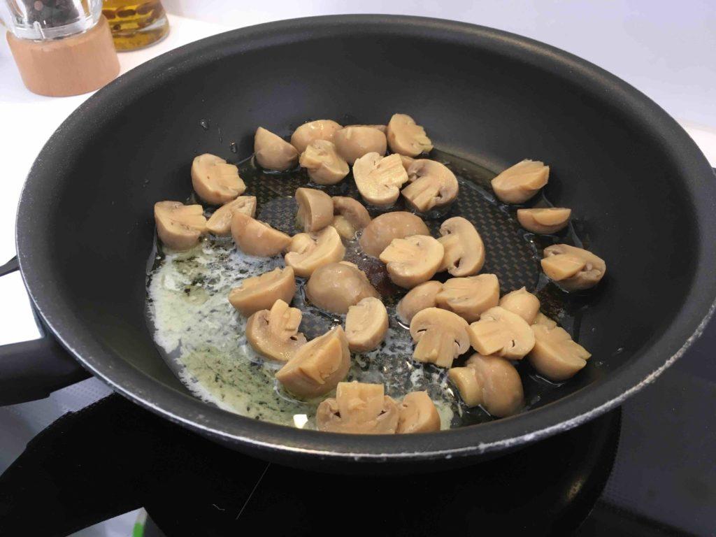 Recette-quiche-aux-champignons-mozzarella-et-lardons