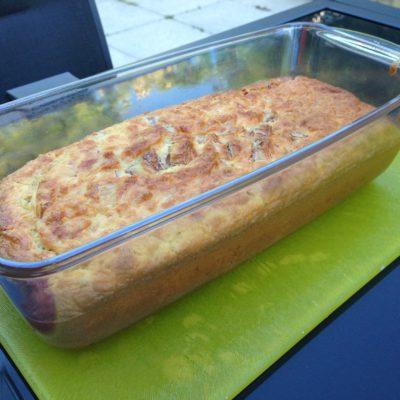 Recette cake au jambon
