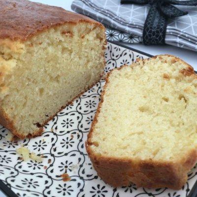 Recette cake au sucre