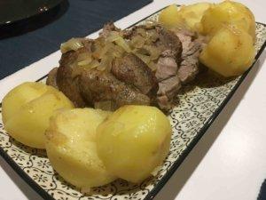 Recette filet de porc aux patates douces Recette filet de porc aux patates douces