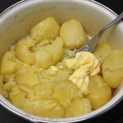 Recette parmentier de pommes de terre au confit de canard