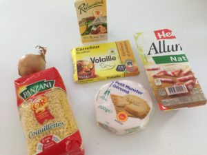 Recette Pastasotto munster