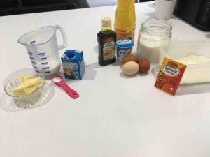 Recette gateau caramel beurre sale