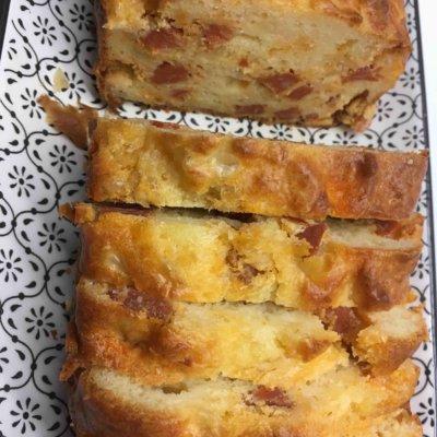 Recette cake au chorizo