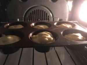 Recette muffins lardons chevre
