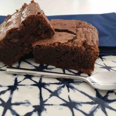 Recette brownie aux noix de pecan