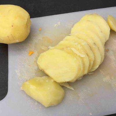 Recette gratin dauphinois au potiron et lardons