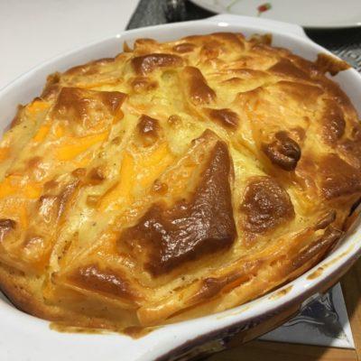Recette gâteau à la courge butternut