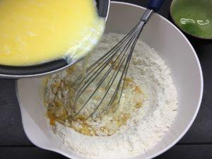 Recette pancakes fourrés au nutella